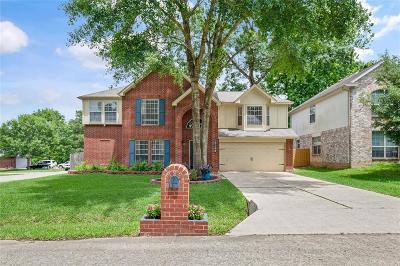 Conroe Single Family Home For Sale: 12150 La Salle Oaks