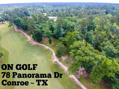 Conroe Residential Lots & Land For Sale: 78 Panorama Drive