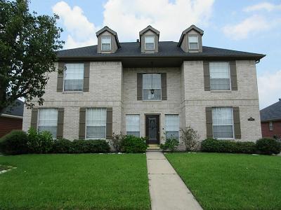 La Porte Single Family Home For Sale: 9529 Rustic Gate Road