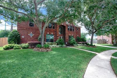 Friendswood Single Family Home For Sale: 2010 Pebble Lane