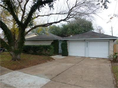 Friendswood Rental For Rent: 5002 Apple Blossom Lane