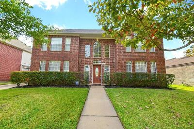Houston Single Family Home For Sale: 8231 Ryan Park Drive