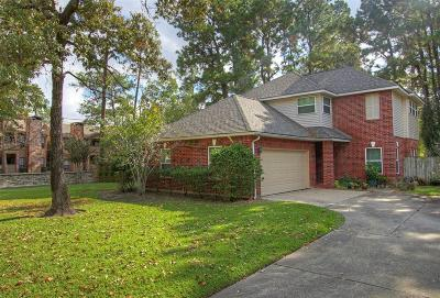 Spring Single Family Home For Sale: 401 Champion Lake Drive