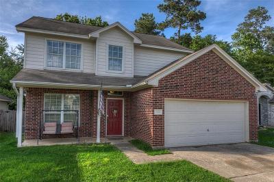 Conroe Single Family Home For Sale: 988 Oak Glen Drive
