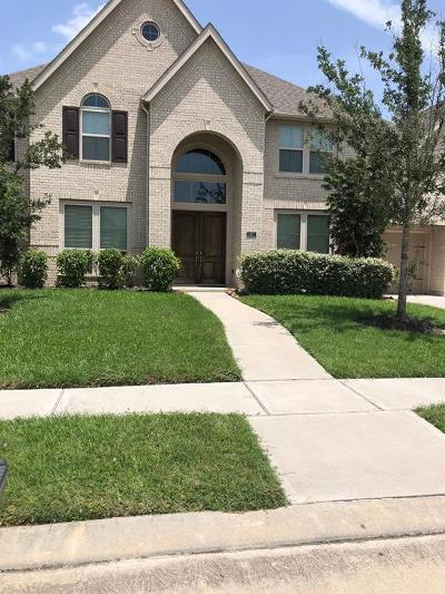 Pearland Single Family Home For Sale: 2407 Evening Star Drive