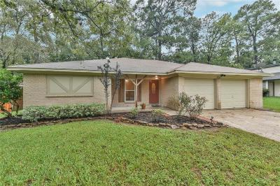 Spring Single Family Home For Sale: 3423 Dawnwood Drive