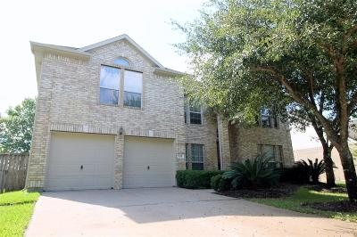 Katy Single Family Home For Sale: 1118 Longdraw Drive