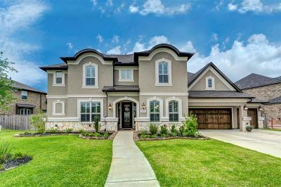 Tomball Single Family Home For Sale: 18506 Spellman Ridge Drive