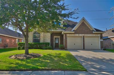 Alvin Single Family Home For Sale: 339 Lake Line Drive