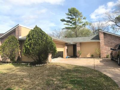 Sugar Land Single Family Home For Sale: 2230 Squire Dobbins Drive