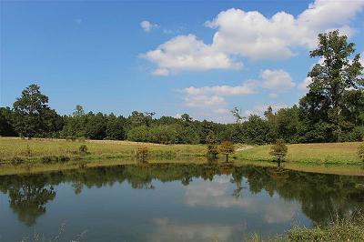 Conroe Farm & Ranch For Sale: 0000 Sapp Road
