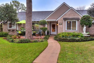 Houston Single Family Home For Sale: 778 Thornbranch Drive
