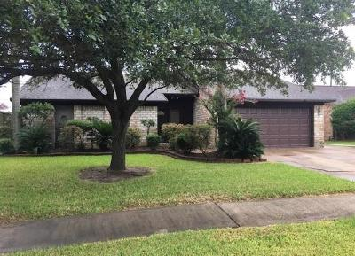 Houston Single Family Home For Sale: 9839 Sagequeen Drive