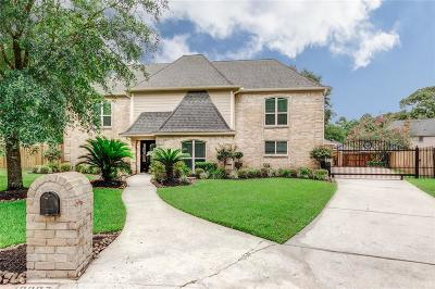 Humble TX Single Family Home For Sale: $429,900