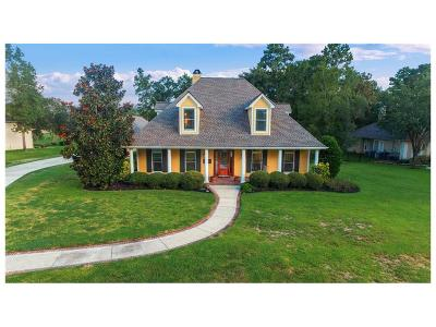 Single Family Home For Sale: 10827 Clubhouse Circle