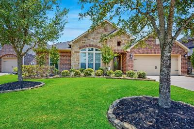 Katy TX Single Family Home For Sale: $325,000