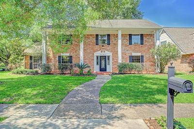 Houston Single Family Home For Sale: 1654 Fall Valley Drive