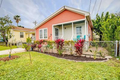Galveston Single Family Home For Sale: 2008 56th Street