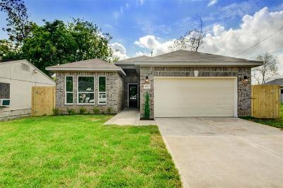 Houston Single Family Home For Sale: 8021 Colonial Lane