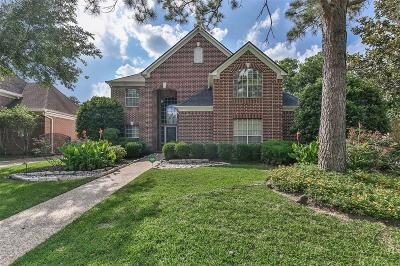 Katy Single Family Home For Sale: 2310 Amber Springs Drive