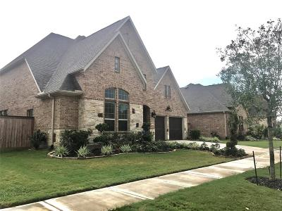 Sugar Land Single Family Home For Sale: 5102 Anthony Springs Lane