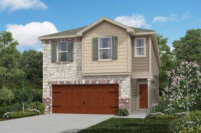 Houston Single Family Home For Sale: 8622 Cedar Plains Lane