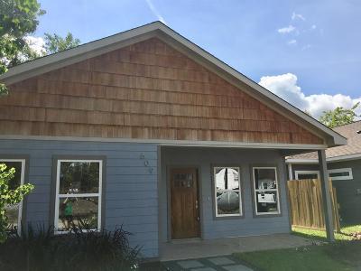 Houston Single Family Home For Sale: 609 Edgewood Street