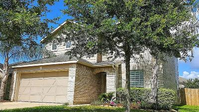 Pearland Single Family Home For Sale: 3212 Trail Hollow Drive