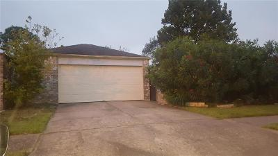 Houston Single Family Home For Sale: 9246 Homeland Drive