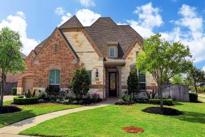 Katy Single Family Home For Sale: 3208 Reston Landing