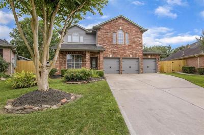 League City Single Family Home For Sale: 423 Livingstone Lane
