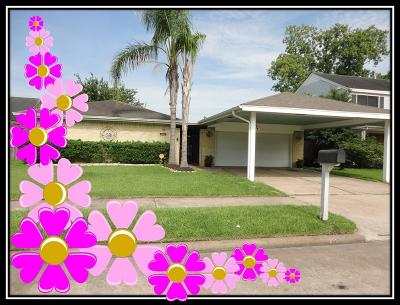Pasadena TX Single Family Home For Sale: $182,900