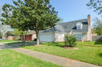 Sugar Land Single Family Home For Sale: 3111 Windmill Street