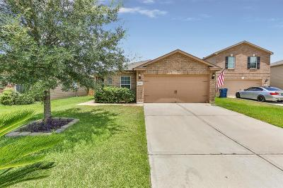Hockley Single Family Home For Sale: 17118 Osprey Landing