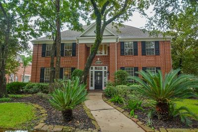Sugar Land Single Family Home For Sale: 4615 Moorland Court