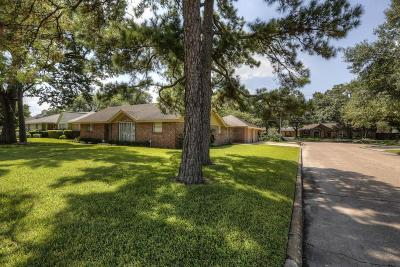 Single Family Home For Sale: 2323 W T C Jester Boulevard