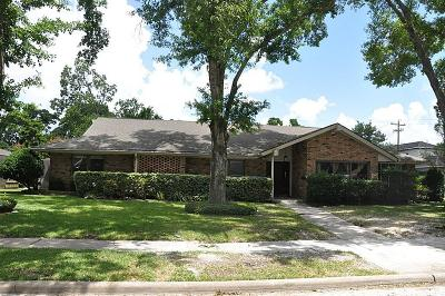 Houston Single Family Home For Sale: 5002 Glenmeadow Drive