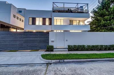 Houston Single Family Home For Sale: 1310 Nantucket Drive