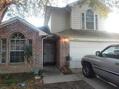 Houston Single Family Home For Sale: 3655 Storm Creek Drive