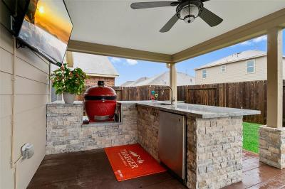 Single Family Home For Sale: 16515 Silla Ridge Court