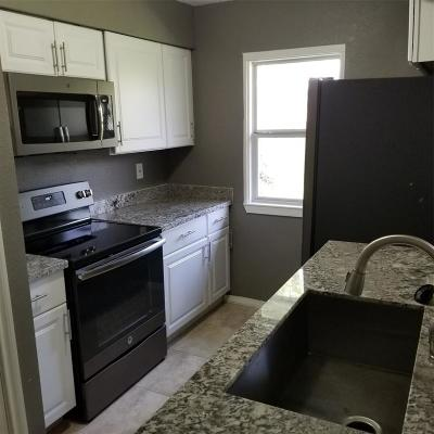 Houston TX Condo/Townhouse For Sale: $80,000