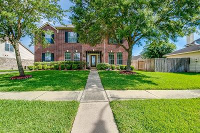 Sugar Land Single Family Home For Sale: 14810 Jackson Sawmill Drive