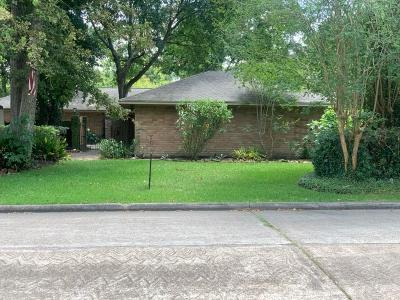 Humble Single Family Home For Sale: 20502 Spoonwood Drive