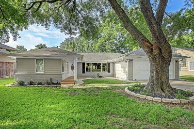 Houston Single Family Home For Sale: 3007 Conway Street