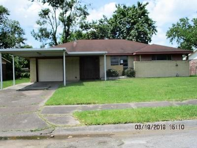 Houston Single Family Home For Sale: 631 Spell Street