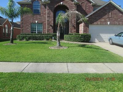 Pearland Rental For Rent: 13206 Indigo Creek Lane