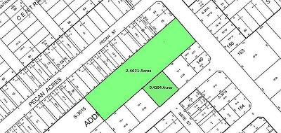 Dickinson Residential Lots & Land For Sale: 3618 Highway 3