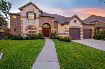 Katy Single Family Home For Sale: 25714 Creek Ledge Drive