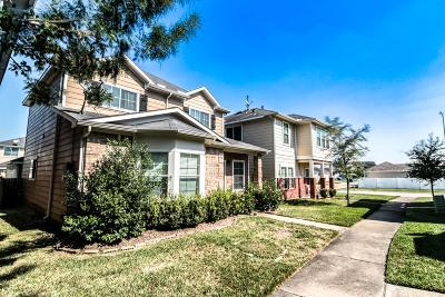 Houston Single Family Home For Sale: 11830 Jelicoe Drive