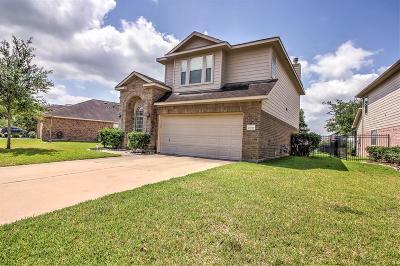 Richmond Single Family Home For Sale: 25739 Chapman Falls Drive